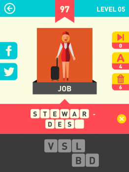 Icon Pop Word Answers 97