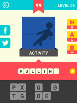 Icon Pop Word Answers 99