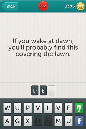 Little Riddles Answer 313