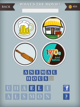 What's The Movie 1970's Set 1 Answer 12