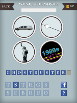 What's The Movie 1980's Set 1 Answer 06