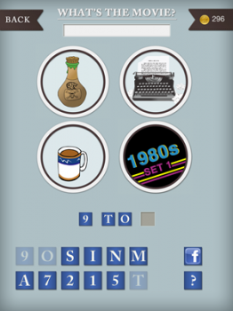 What's The Movie 1980's Set 1 Answer 15