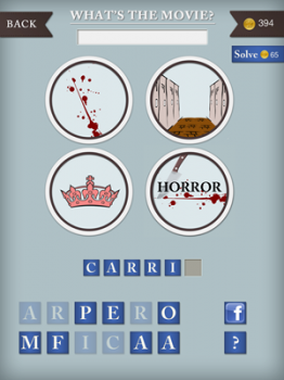 What's The Movie Horror Set 1 Answer 05