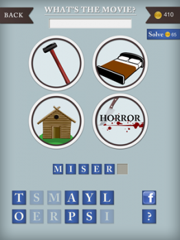 What's The Movie Horror Set 1 Answer 09
