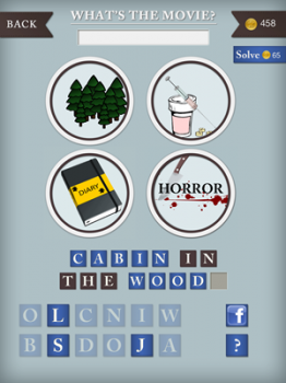 What's The Movie Horror Set 1 Answer 21