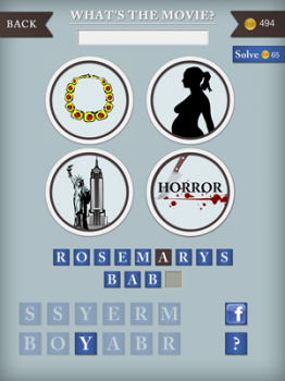 What's The Movie Horror Set 1 Answer 30