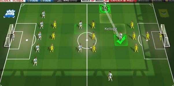 Soccer Tactics Review (Football Tactics Review) | App Amped Soccer Manager