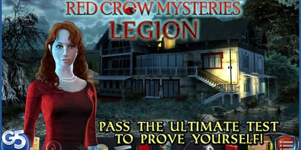 red crow mysteries legion