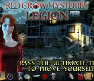 red crow mysteries legion review