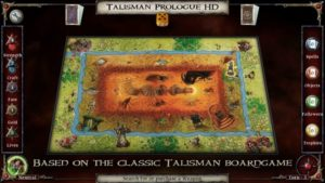 talisman prologue review