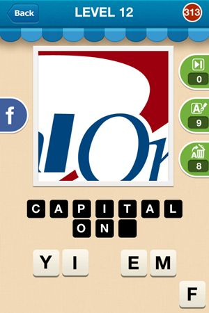 Hi Guess The Brand Answers Level 12 - 313