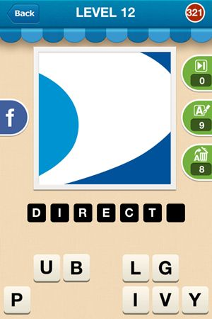 Hi Guess The Brand Answers Level 12 - 321