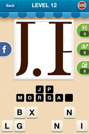 Hi Guess The Brand Answers Level 12 - 326