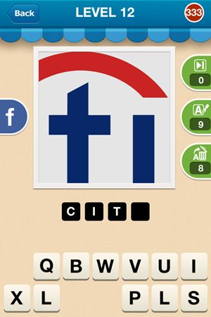 Hi Guess The Brand Answers Level 12 - 333