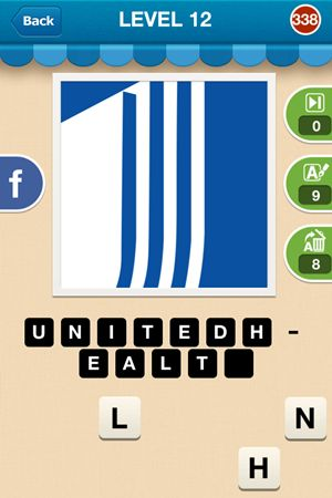 Hi Guess The Brand Answers Level 12 - 338