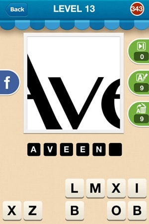 Hi Guess The Brand Answers Level 13 - 343