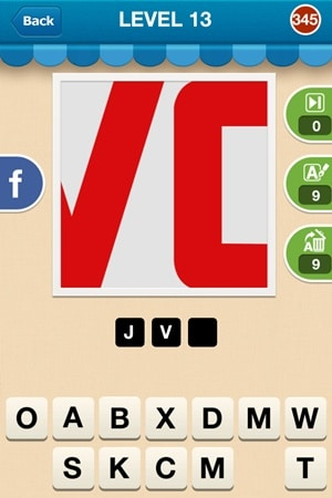 Hi Guess The Brand Answers Level 13 - 345