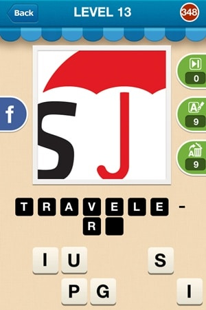 Hi Guess The Brand Answers Level 13 - 348