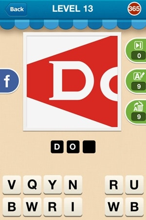 Hi Guess The Brand Answers Level 13 - 365