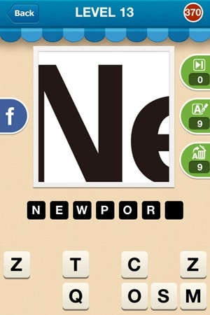 Hi Guess The Brand Answers Level 13 - 370
