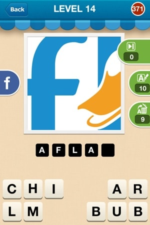 Hi Guess The Brand Answers Level 14 - 371