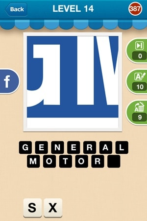 Hi Guess The Brand Answers Level 14 - 387