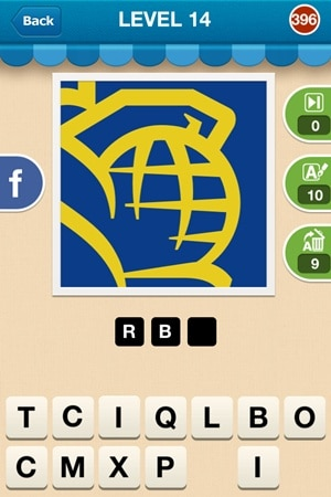 Hi Guess The Brand Answers Level 14 - 396