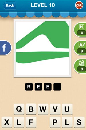 Hi Guess The Brand Level 10 Answer 260