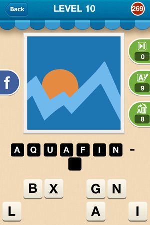 Hi Guess The Brand Level 10 Answer 269