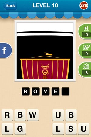 Hi Guess The Brand Level 10 Answer 278