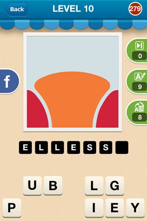 Hi Guess The Brand Level 10 Answer 279