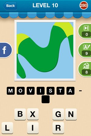Hi Guess The Brand Level 10 Answer 280
