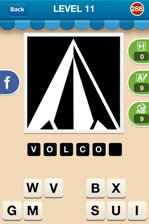 Hi Guess The Brand Level 11 Answer 288