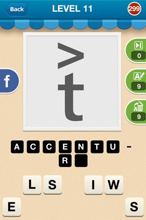 Hi Guess The Brand Level 11 Answer 299