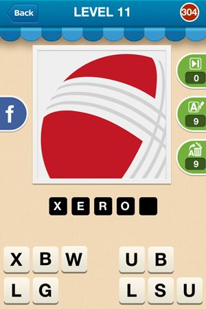 Hi Guess The Brand Level 11 Answer 304