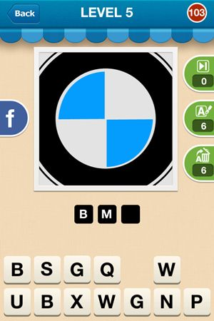 Hi Guess The Brand Level 5 Answer 103