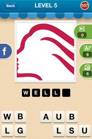 Hi Guess The Brand Level 5 Answer 107