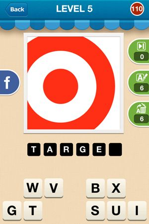 Hi Guess The Brand Level 5 Answer 110