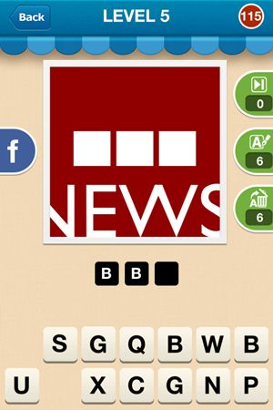 Hi Guess The Brand Level 5 Answer 115