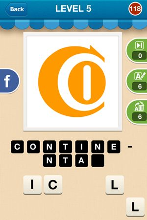 Hi Guess The Brand Level 5 Answer 118