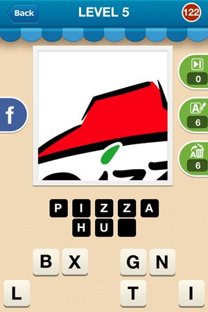 Hi Guess The Brand Level 5 Answer 122