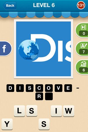 Hi Guess The Brand Level 6 Answer 131