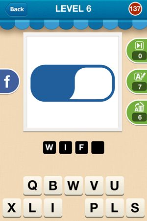 Hi Guess The Brand Level 6 Answer 137