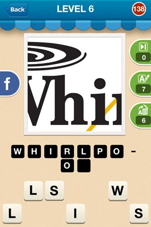 Hi Guess The Brand Level 6 Answer 138