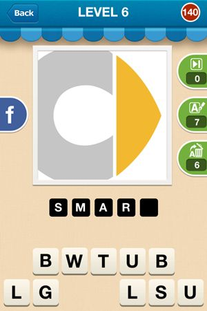 Hi Guess The Brand Level 6 Answer 140