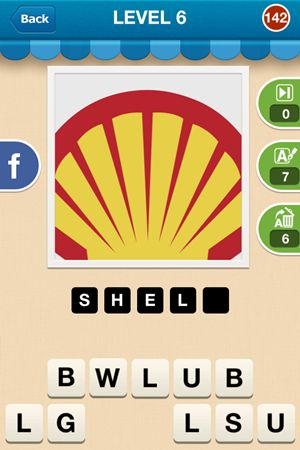 Hi Guess The Brand Level 6 Answer 142