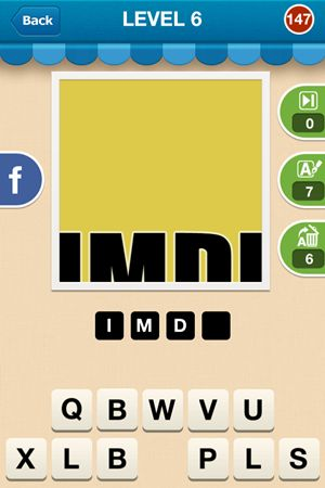 Hi Guess The Brand Level 6 Answer 147