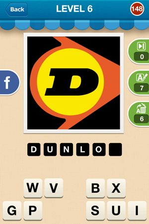 Hi Guess The Brand Level 6 Answer 148