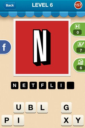 Hi Guess The Brand Level 6 Answer 157