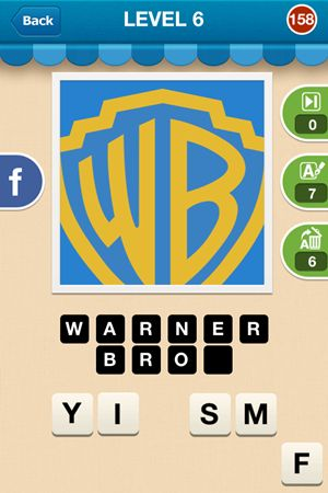 Hi Guess The Brand Level 6 Answer 158
